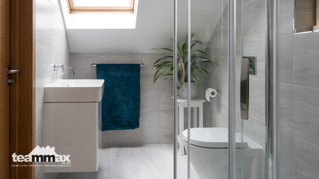 Loft Shower Room