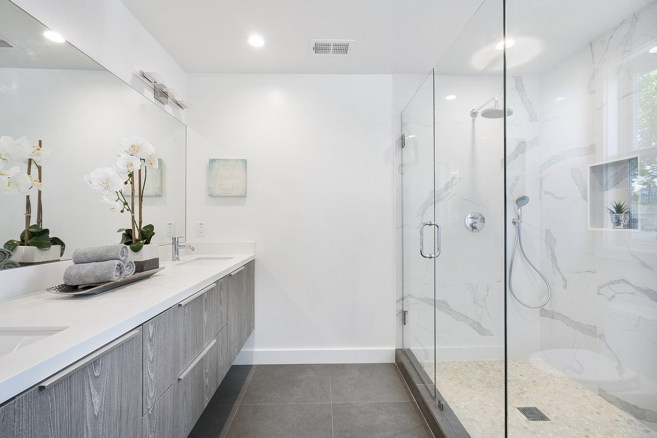 How To Renovate A Bathroom? Modern Remodel Ideas  Teammax LTD